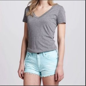 Free People Dolphin Cutoff Short